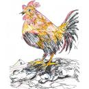 Uncle Roo - The Recycling Rooster
