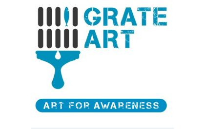 Grate Art - Street Art for Awareness