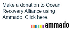 Make a donation to Ocean Recovery Alliance using Ammado. Click here.