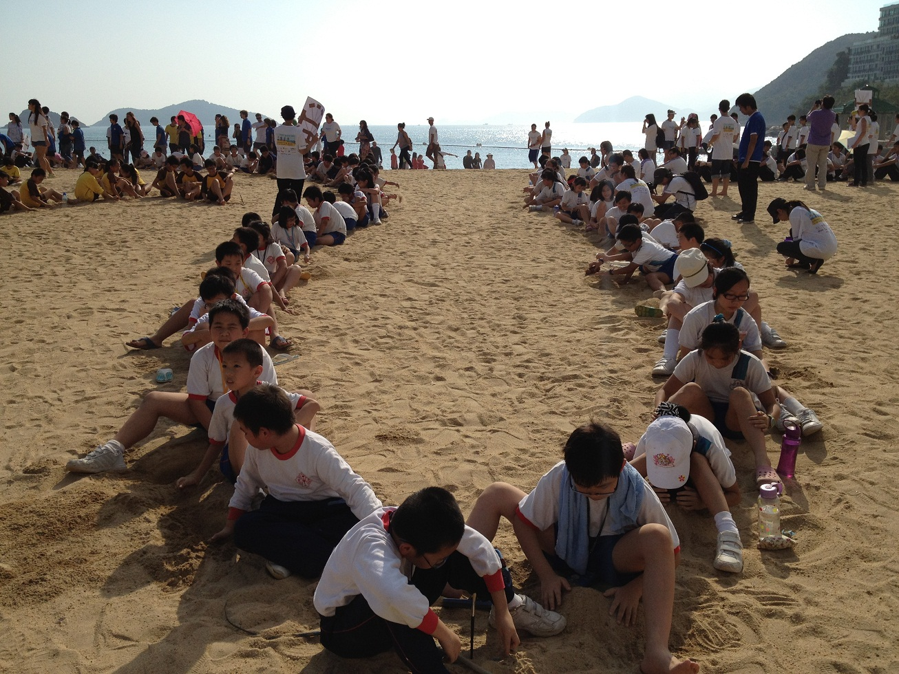 Kids Ocean Day Hong Kong